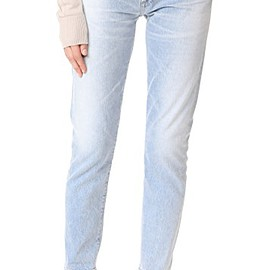 Citizens of Humanity - Liya High Rise Classic Fit Crop Jeans