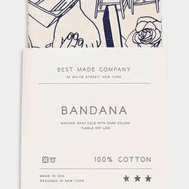 best made co. - The Best Made Co. X Wilco Bandana