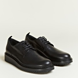 ANN DEMEULEMEESTER - RIPPLE SOLE SHOES