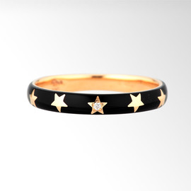 STAR JEWERY - COLOR ENAMEL RING
