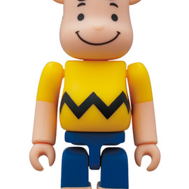 MEDICOM TOY - PEANUTS BE@RBRICK CHARLIE BROWN