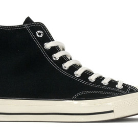 CONVERSE - First Strings CT 1970 Hi Black