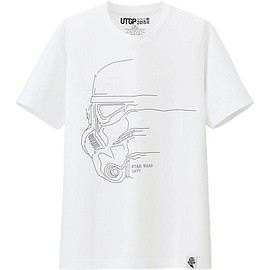 UNIQLO - MEN UTGP STAR WARS GRAPHIC SHORT SLEEVE T-SHIRT