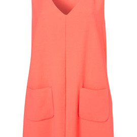 TOPSHOP - Pocket Shift Dress