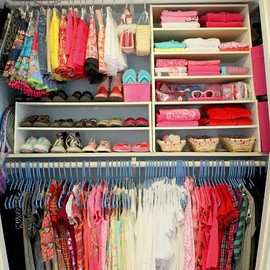Tips and Tricks Organizing Small Closets
