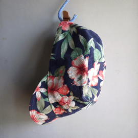 coeur - Flower Print Work Cap