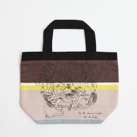 PASS THE BATON×mina perhonen - mina perhonen piece Remake Bag