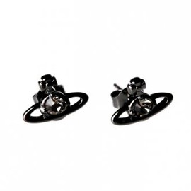 Vivienne Westwood - Nano Solitaire Earrings