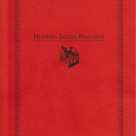 Hunting Jacket Research - REFERENCE MATERIAL 01