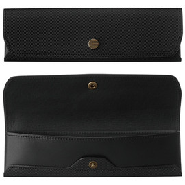 POSTALCO - THREE PEN CASE (Black)