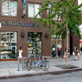 East Village, NY - St. Mark's Bookshop