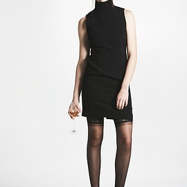 L'école Des Femmes - Black Basic Instinct Dress