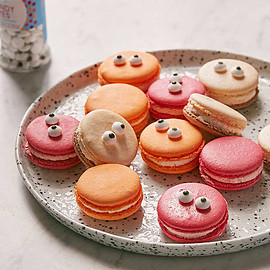 Slide View: 1: Mini Googly Eye Dessert Toppers