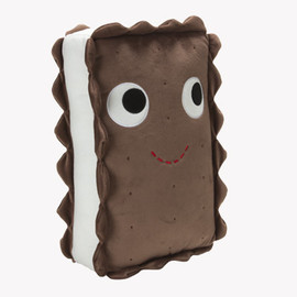 Kidrobot - YUMMY DESSERT ICE CREAM SANDWICH PLUSH TOY