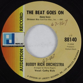 BUDDY RICH ORCHESTRA - The Beat Goes On