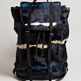 Dries Van Noten - Men's Cow Hide Ruck Sack