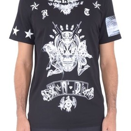 GIVENCHY by Riccardo Tisci - STAMPA GOTICA Tee