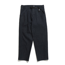 THE NORTH FACE - Denim Climbing Baggy Pants-ID