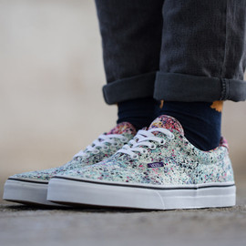 VANS - Image of An Exclusive Look at the Liberty x Vans 2013 Holiday Collection