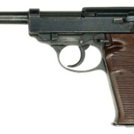 Carl Walther - ワルサー P38 9mmx19
