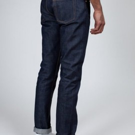 A.P.C. - A.P.C. New Cure Raw Jeans