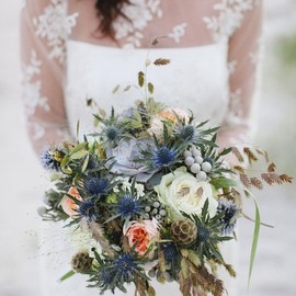 WEDDING - Colors in this bouquet