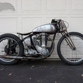BSA - Bad ass bsa Bobber