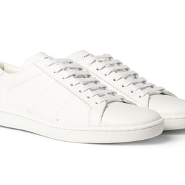 Yves Saint Laurent - 2013 S/S Leather Sneakers