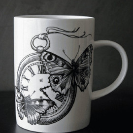 Rory Dobner - Rory Dobner - Time Flies Mug Rockett St George Exclusive