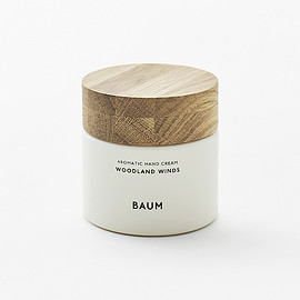 BAUM - AROMATIC HAND CREAM