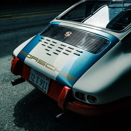 Porsche - 911 STR 1972 by Magnus Walker