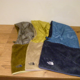 THE NORTH FACE PURPLE LABEL - Hooded Neck Warmer