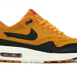 Nike - Air Max 1 Black Gold
