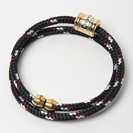 Miansai - DOUBLE WRAP CORD BRACELET