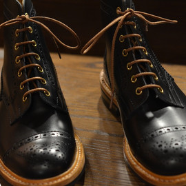 Tricker's - BLACK EATON