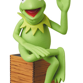 MEDICOM TOY - UDF Disney シリーズ8 KERMIT THE FROG