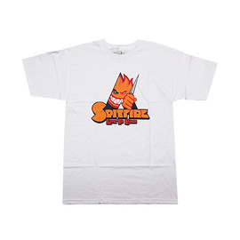 SPITFIRE - A CLOCKWORK BURN (White)