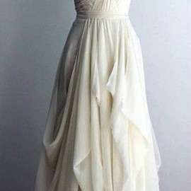 wedding - gorgeous & simple gown