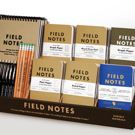 Field Notes - Display Box