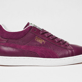 PUMA - Stepper Premium - Burgundy