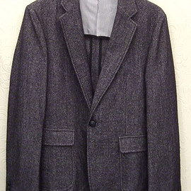 BAND OF OUTSIDERS - Washed and Unconstructed Jacket