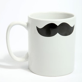 urban outfitters - Moustache Mug