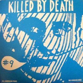Various Artists - KILLED BY DEATH #9