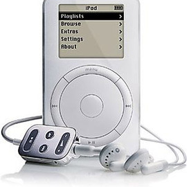 apple - iPod 2G (Touch wheel)
