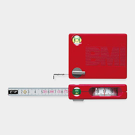 BMI - 4-in-1 Tape Measure