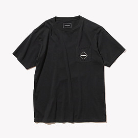 F.C.R.B. - BIG LOGO POCKET TEE