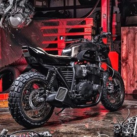 Officine GPdesign - BOMBOOGIE / Suzuki GSX1100