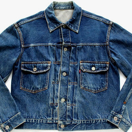 1st Denim Jacket Vintage