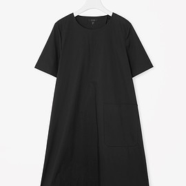 COS - Dress with pleated back