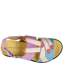 minna parikka - Peace sandal